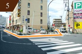 妊活 マタニティマッサージ 西新井駅からの道5